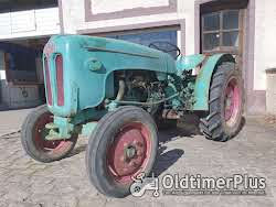 Kramer 350 Export Schmalspur