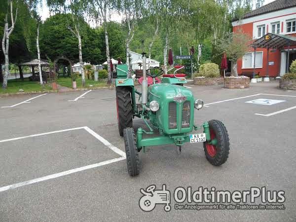 Kramer 350 Export Foto 1