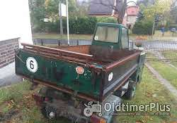 Multicar M22-1 Kipper Foto 3