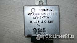 Bosch 0335210120 Warnblinkgeber 12 V 3 mal21W