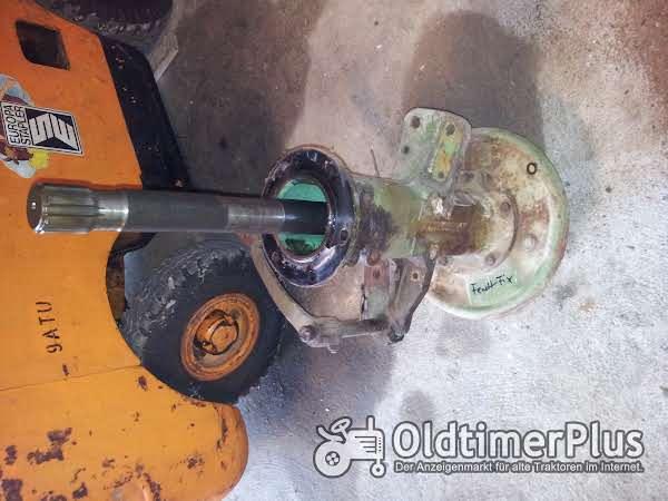 Fendt Gt Geräteträger Fix Geräteträger Fix Foto 1