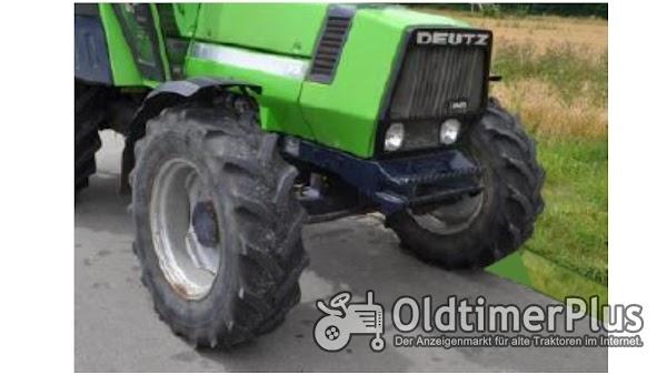 Deutz DX- Allradtrecker_ Leistung 80-100 PS Foto 1
