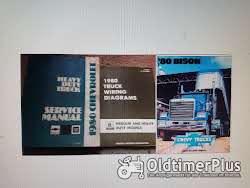 Seltener US Oldtimer Truck SZM Chevrolet Bison . Peterbilt 1979 Chevrolet Bison US Semi Truck Detroit Diesel GMC Foto 3