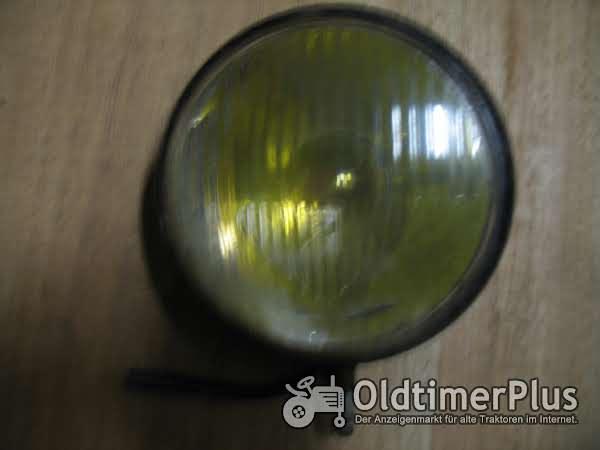 """Ducellier Isoroute  Frontscheinwerfer f. S.F.Vierzon 201, etc """"Original-Lampe"""" Foto 1"""