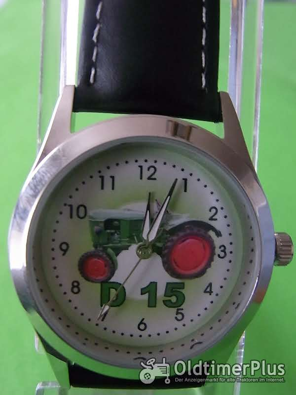 Deutz D 15 Armbanduhr Foto 1