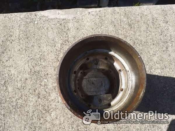 MWM 100mm Kolben und Laufbuchse Foto 1