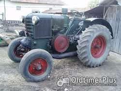 HSCS OLDTIMER Traktor HSCS G35 Hofherr, BJ. 1940 + PFLUG