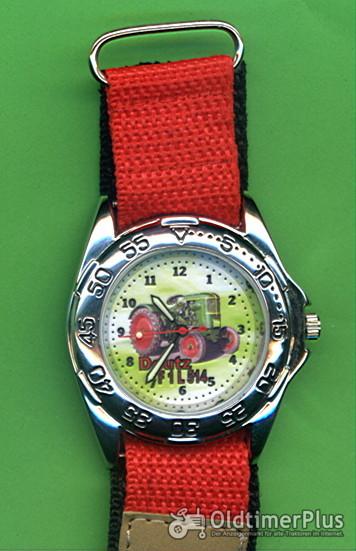 Deutz F1L 514 Armbanduhr Foto 1
