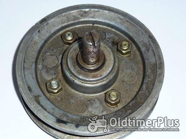Deutz Spannrolle f. Deutz Motor  FL514 Foto 1