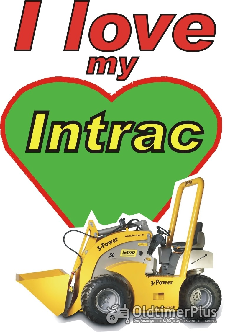 I love Intrac  T-Shirt Foto 1