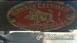 Gebrüder Eberhardt, Ulm Historischer Pflug Foto 2