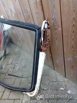 Eine Scheibe mit Rahmen Sowie Zwei Türen Ist für ein Fritzmeierverdeck Foto 7