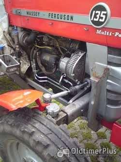 AHS Hydro Vollhydraulische Hydrostat Lenkung MF 135 MF 240 MF 245 MF 255 u.a. Foto 3