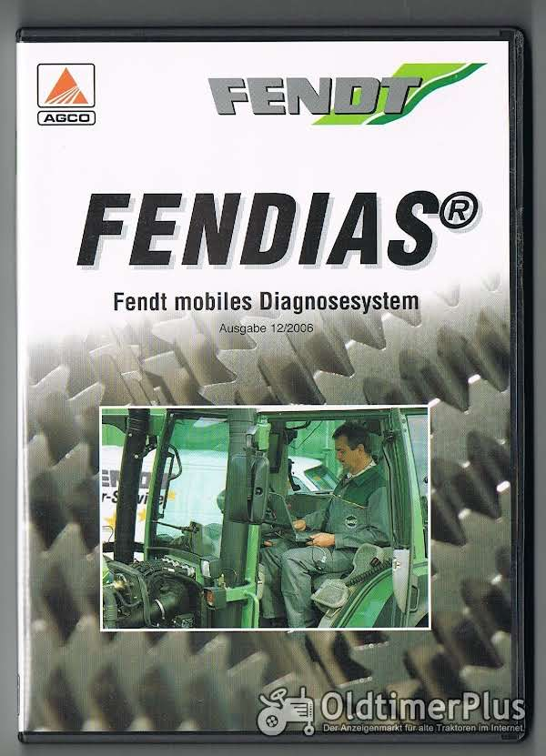 FENDT FENDIAS Fendt mobiles Diagnosesystem Ausgabe 12/2006 CAN-Bus Foto 1