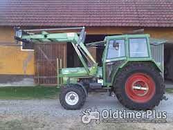 Fendt Farmer 102LS Turbomatik mit Frontlader Foto 5