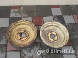 Keine Angaben Zwei Stück Vierloch Felgen Lochabstand 9 cm, Lochkreis 8,5 cm!! Foto 2