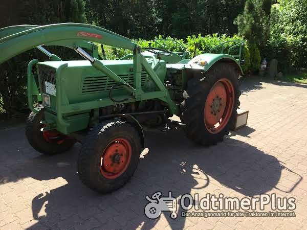 Fendt Farmer 2 de Foto 1