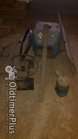 Hanomag Granit 500/1 in Teilen zu Verkaufen  Foto 5
