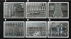 Werkzeugwagen+Werkzeug 376 Teile KOSTENLOS dazu Neuware OVP Foto 3