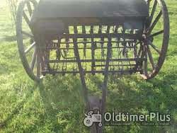 Claas Verkaufe historische Gespannsämaschine. von Claas, ca Bj. 1950 Foto 3