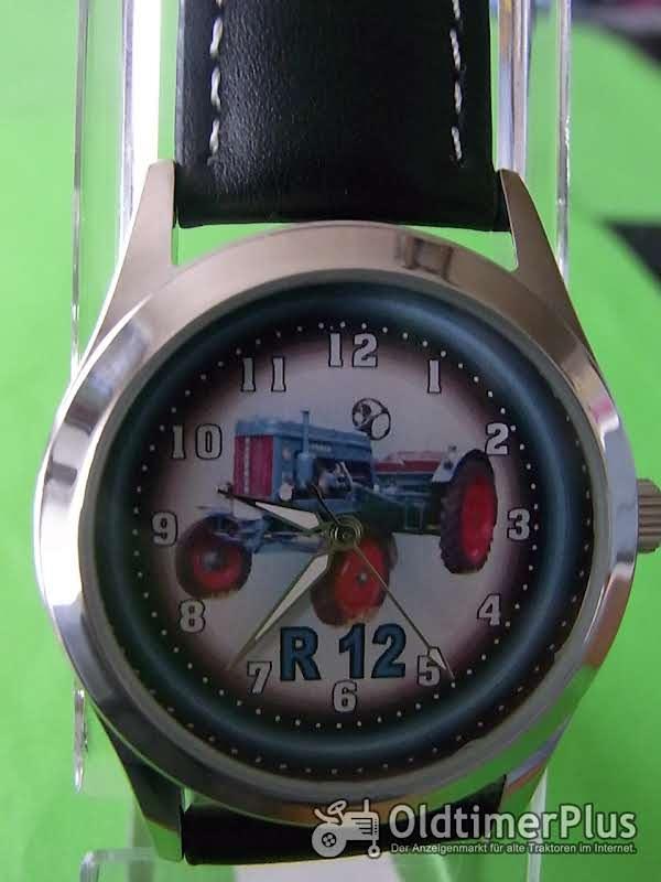 Hanomag R 12  Armbanduhr Foto 1
