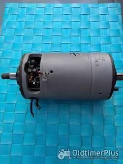 Bosch 6 volt Gleichstrom Lichtmaschine 90 mm   generalüberholt Foto 4