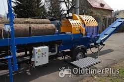 Woodpanar Sägespaltautomaten Foto 5