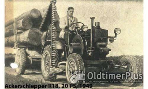Allgaier R18 1947-1949 Foto 1