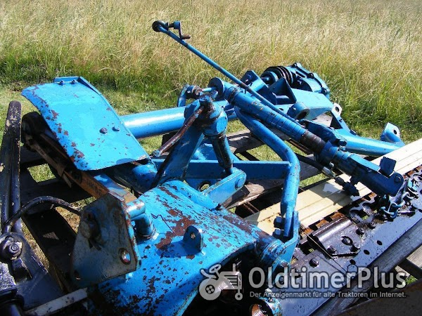 Mörtl -Mähwerk für Ford 2000 Foto 1