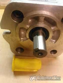 Hydraulikpumpe Foto 3