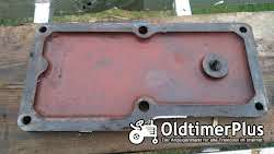 Hanomag R435, R324 Hydraulik Gehäusedeckel Foto 2