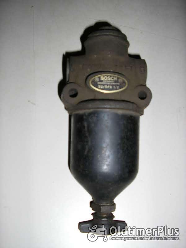 Bosch- Entwässerungsventil Foto 1