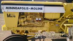 Sonstige Minneapolis Moline M670 Super Foto 6