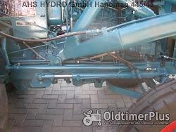 Hanomag 401 400E 500 501 601 u.a. Hydraulische Lenkung Nachrüstsatz Foto 2