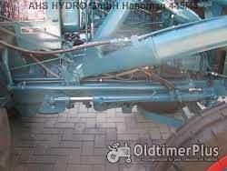Hanomag 401 400E 500 501 601 u.a. Hanomag Hydraulische Lenkung Nachrüstsatz Foto 2