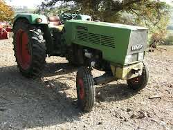 Fendt Farmer 2S Turbomatik Foto 2