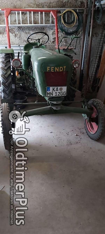 Fendt Dieselross F 12 GH Foto 1