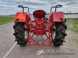 Farmall Cormick D439 gerestaureerd en gereviseerd, nieuwstaat Foto 5