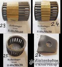 Mengele. Krone, Claas Ladewagen, Mähwerk, Scheibenmäherk, Kreiselschwader, Heumaschinen, Ersatzteile Foto 5