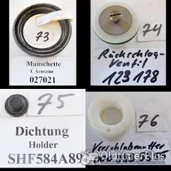 Holder Feldspritze, Armatur, Spritzgestänge, Ersatzteile, Sortiment C Foto 6