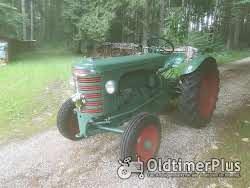 Hürlimann Traktoren die nicht jeder hat Foto 9