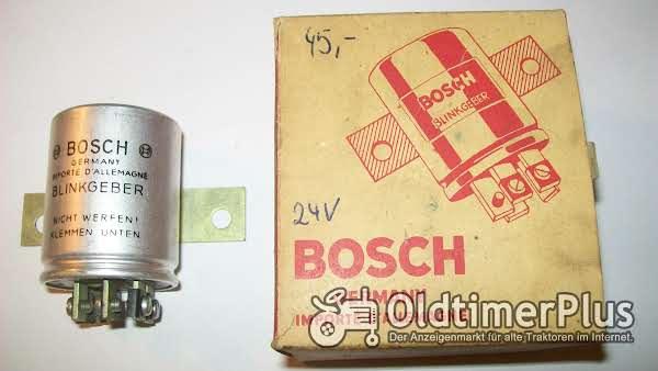Bosch SH/BVE 24/1 neu Blinkgeber 24V Foto 1