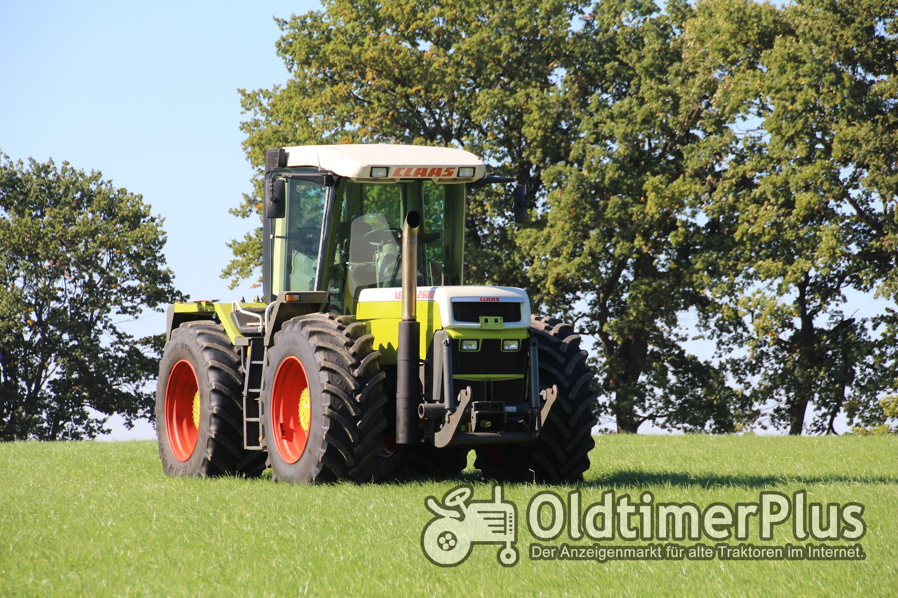Sonstige CLAAS Xerion Prototyp 2500 kein Super Trac !!