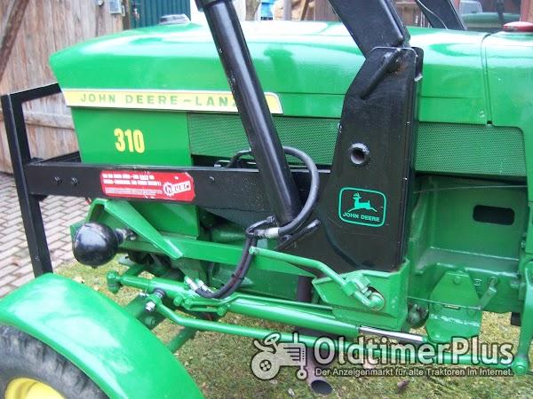 John Deere Hydraulische Lenkung John Deere 310  JD 510 JD 710 Foto 1