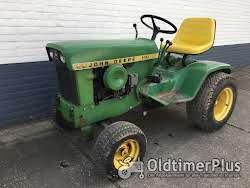 John Deere 140 garten traktor Foto 5