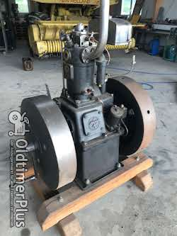 Sonstige Moteur stationnaire MWM 1 cylindre Foto 7