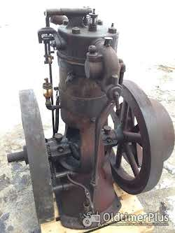 Bates & Edmonds offenes Kurbelgehäuse Bates&Edmonds Standmotor Stationärmotor, offenes Kurbelgehäuse