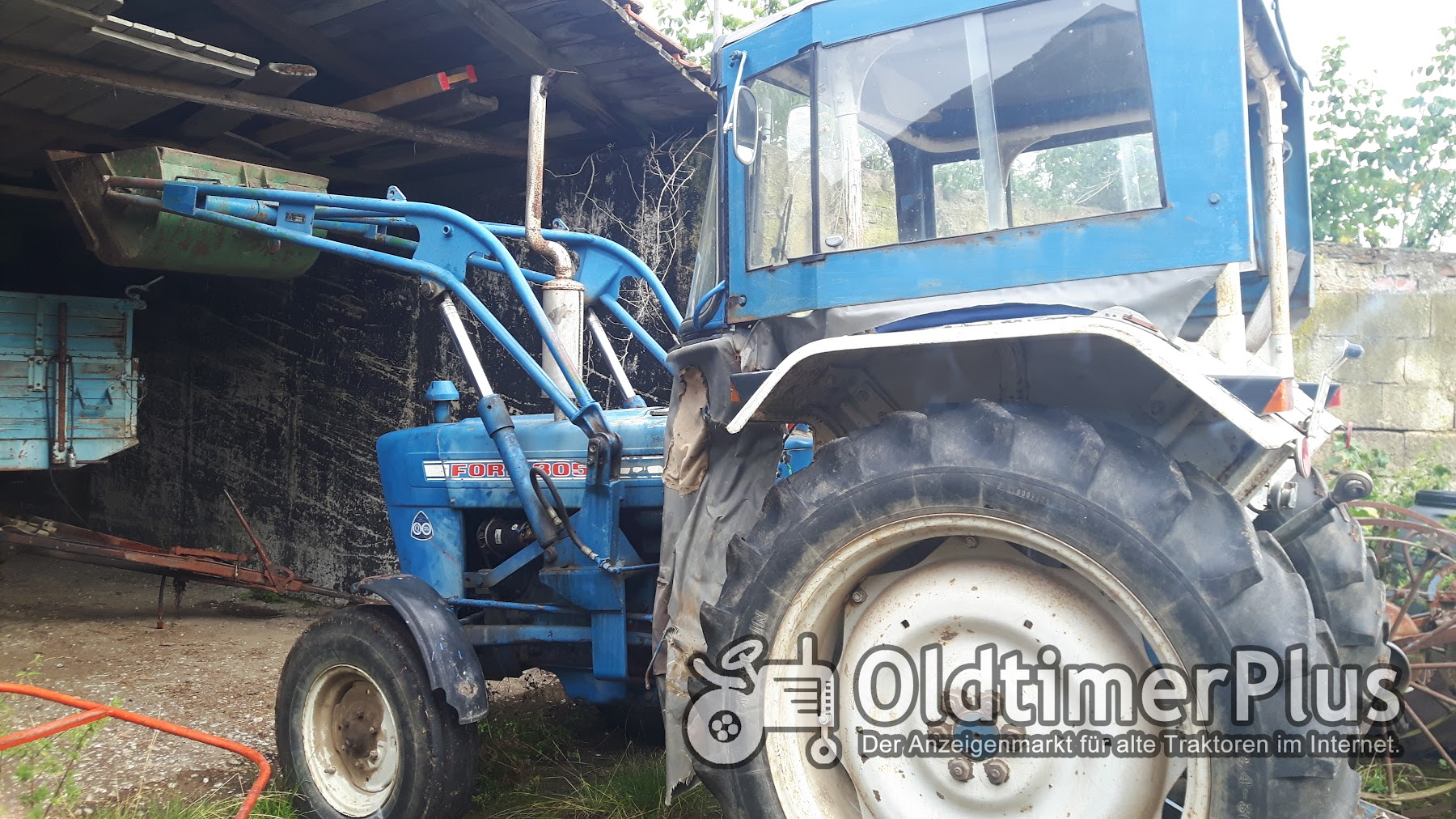 Ford 3055 Foto 2