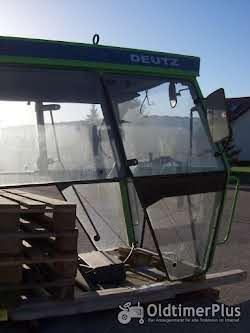 Deutz-Kabine DX 4.51, 4.71, 6.06, Agroprima, Agroxtra Kabine für Deutz DX.350 - 3.80 , DX 4.51, 4,71, 6.06, Agroprima, Agroxtra Foto 4