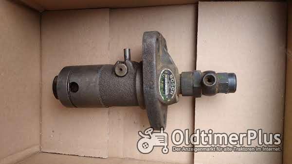 Bosch Einspritzpumpe Sachs Stamo 500 W und 600 L, Holder A10 A12 B10 B12  ED2 Fahr KT10 Foto 1